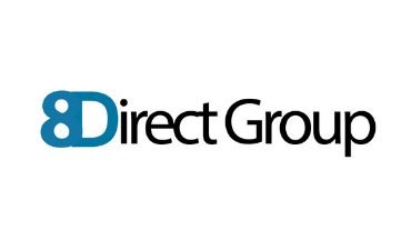 8 Direct Group logo