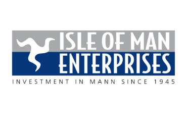 Isle of Man Enterprises logo