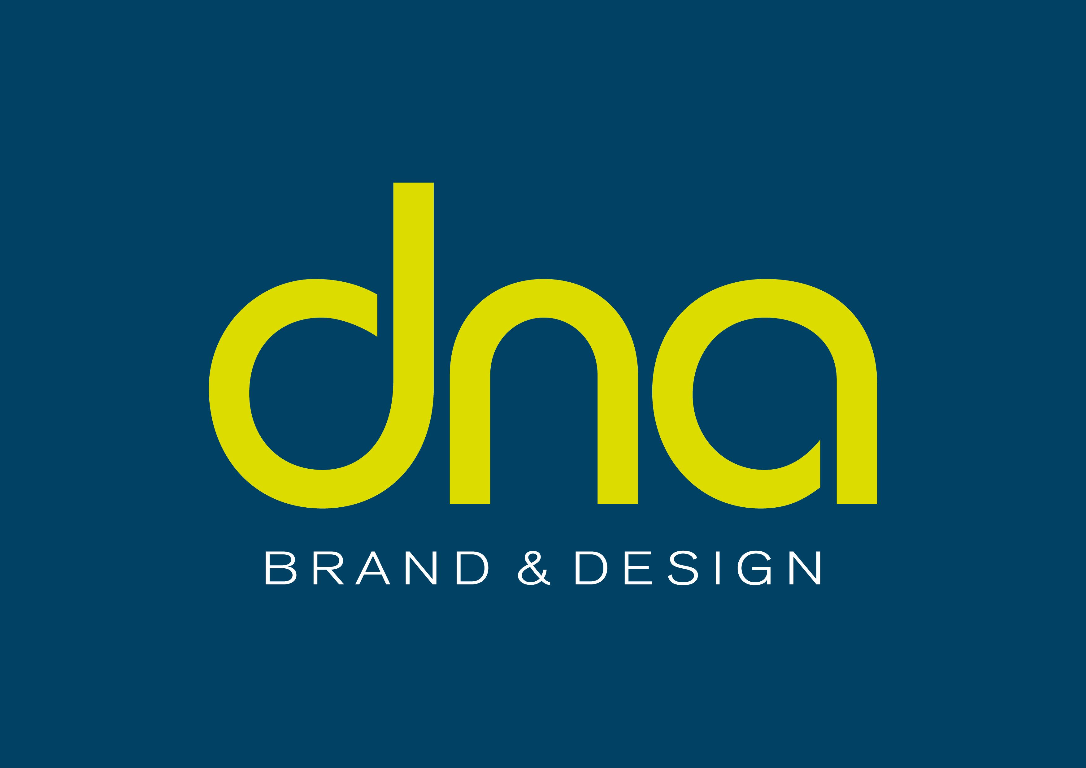 DNA Brand & Design logo