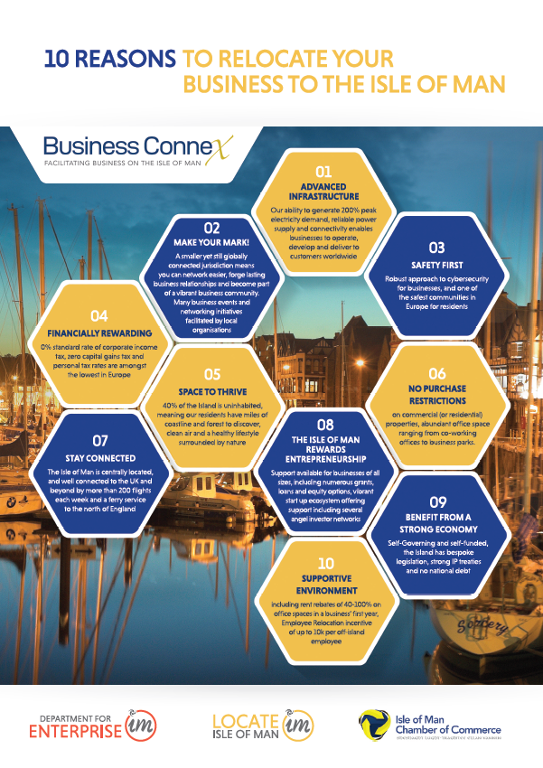 Business CX - 10 reasons to relocate your business to the Isle of Man 601 x 850
