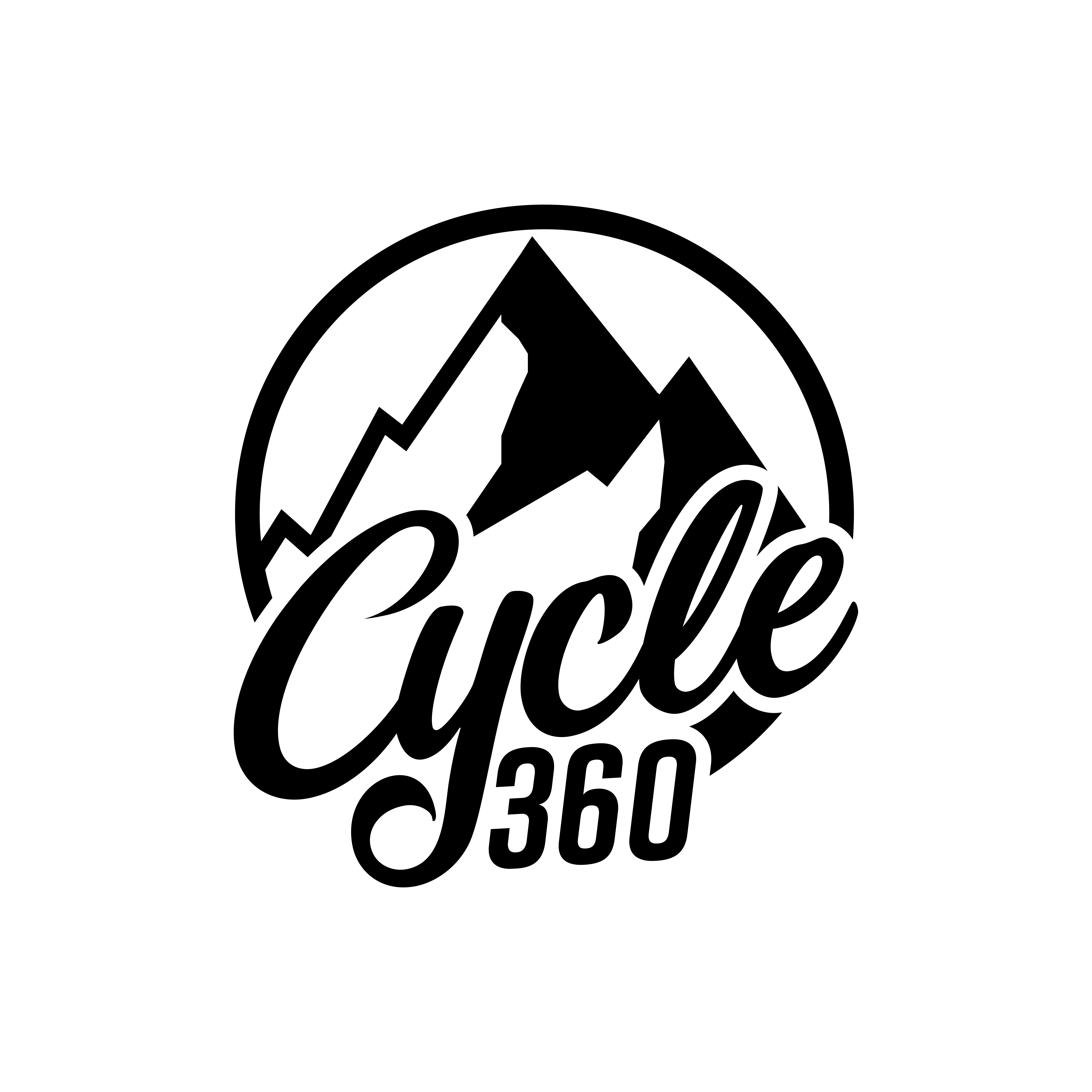 Cycle 360 logo