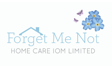 Forget Me Not Care Home logo