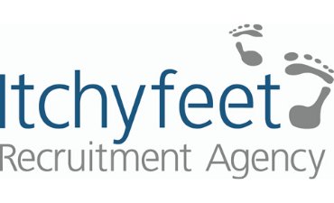 Itchyfeet Recruitment Agency logo