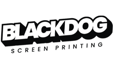 Black Dog Screen Printing LTD logo