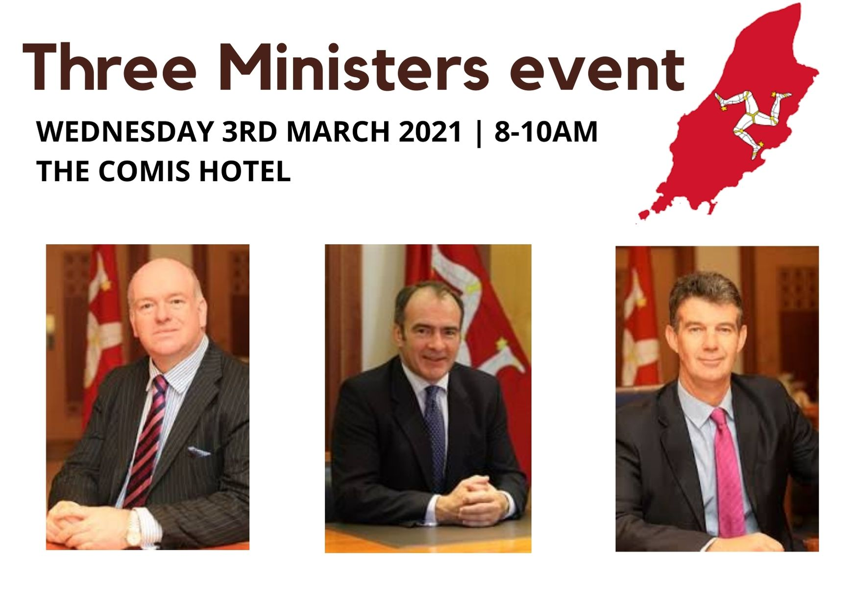 State Of The Nation Three Ministers Event